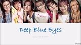 GIRLS NEXT DOOR(IDOT) DEEP BLUE EYES color-coded lyrics