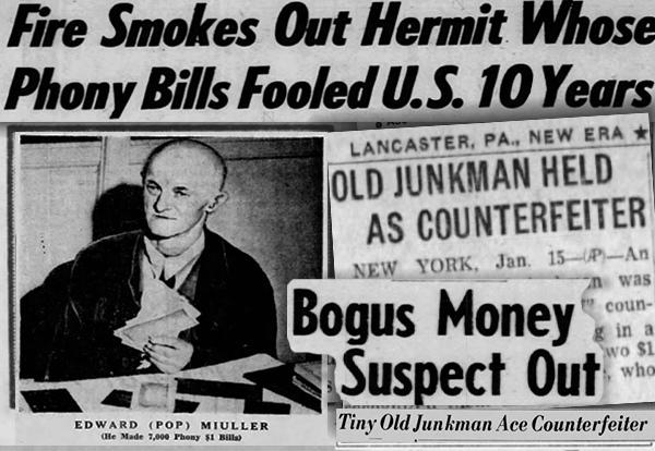 Удивительная история про легендарного нью-йоркского мусорщика. Во время Великой депрессии люди выживали всеми доступными способами. Пожилой нью-йоркский мусорщик решил стать фальшивомонетчиком.