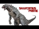 NECA 24 Inch Godzilla 2014 Nose To Tail Toy Movie Action Figure Review