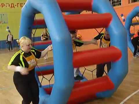 Беличьи колеса, гонки в матрешках. Спецпрограмма для детей фестиваля Териберка. Новая жизнь