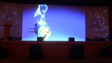 Ooffle - Design - Projection Mapping Dance