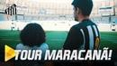 SANTISTA DA GEMA: TORCEDORES FAZEM TOUR NO MARACANÃ!