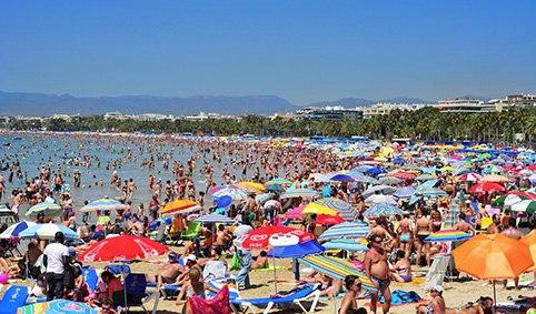 Туры испания июль