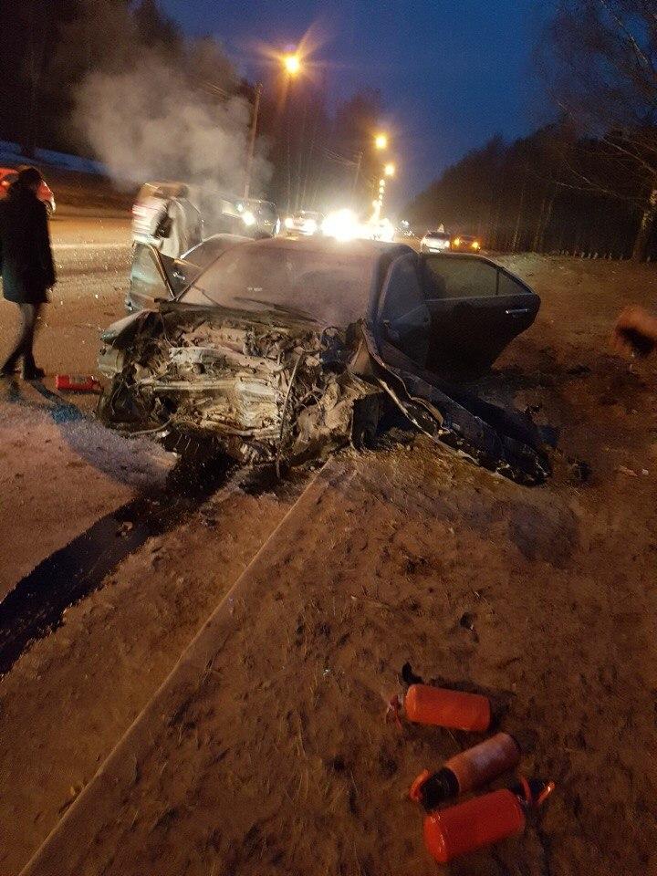 Шокирующее ДТП у Ребровки: погибли два человека