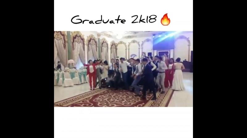 Graduate 2k18  shcool burul