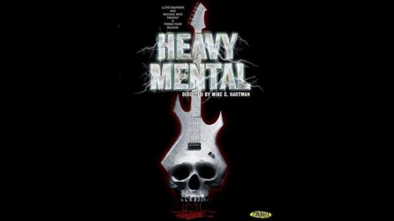 Heavy Mental: A Rock-n-Roll Blood Bath (2009)