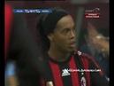 Ronaldinho-Milan Серия А lematch naples 1calcio0809 ronaldinho10 com