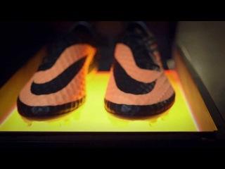 Nike Football: Новые бутсы Неймара.