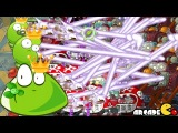Plants Vs Zombies 2 Dark Ages: Far Future 353 Terror From The Tomorrow Easy Challenge