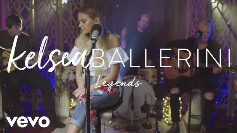 Kelsea Ballerini - Legends (Acoustic)