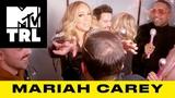 Mariah Carey Shocks Superfans w 'Always Be My Baby' &amp 'GTFO' Sing-Alongs TRL
