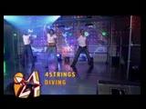 4 Strings - Diving (Live @ VIVA Interaktiv)