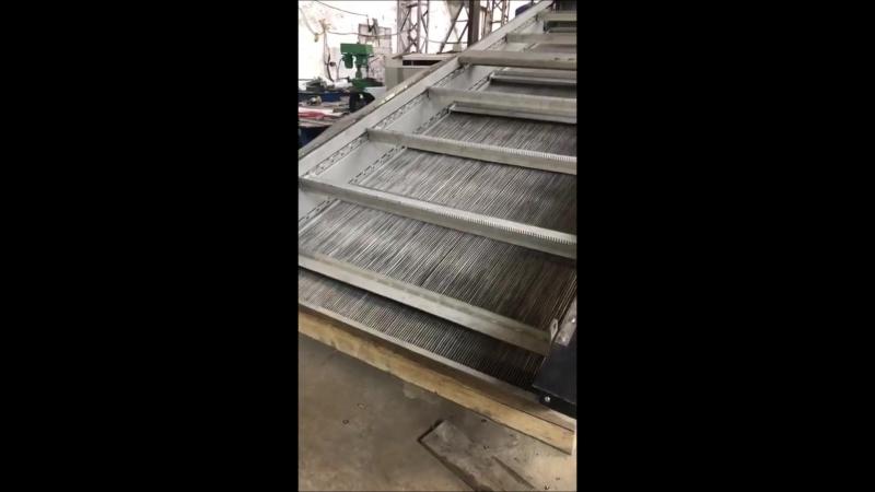 Изготовление грабельных решеток
