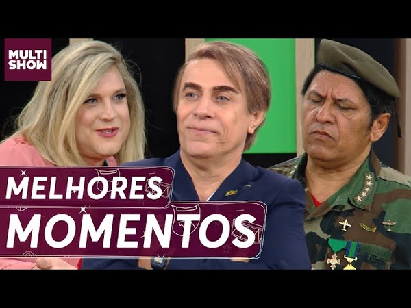 Tomsonaro está ATERRORIZANDO Brasília! 😂   MELHORES MOMENTOS   Multi Tom   Humor Multishow