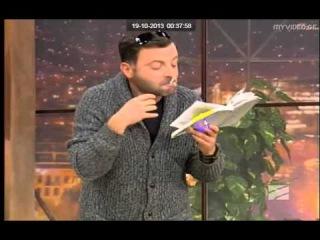 vaso fxakadzis leqsi comedy show - shi