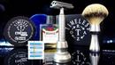 💈 Бритье. Станок Timeless Razor .95 gap, ArtRazor Brush, Proraso After Shave