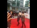 Kristen Stewart arriving on the red carpet for 'Jeremiah Terminator LeRoy' at #TIFF18 - September 15