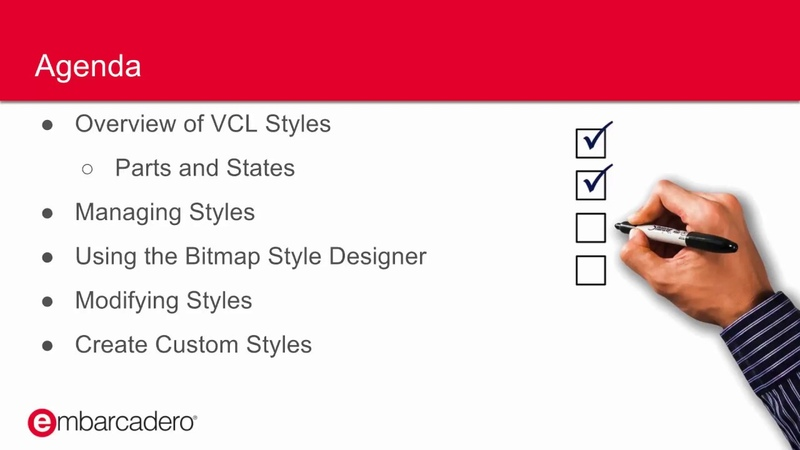 Cool Tricks for VCL Styles
