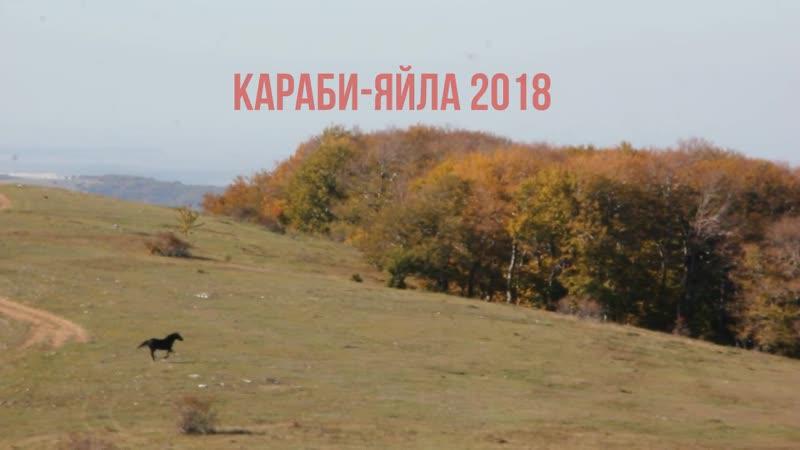 Мы снова на Караби 2018