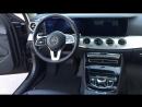 Коврики EVA для Mercedes Benz E klasse W213 2018
