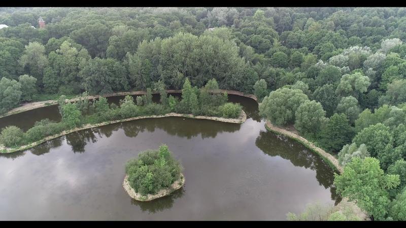 4К drone - Покровское-Стрешнево