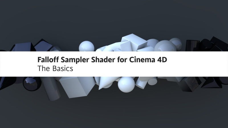 Falloff Sampler Shader Basics