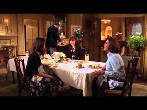 Gilmore Girls - Biggest Friday Night Dinner Fight