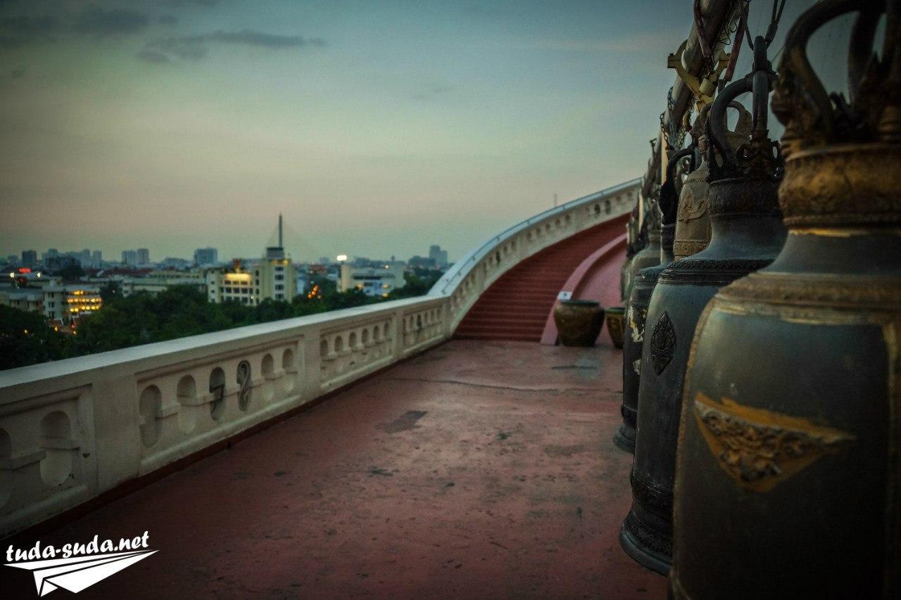 Интересные места Бангкока фото