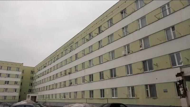 Панельный город - Агидель (Хаски-Панелька)