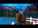 ПЯТНИЦА 13 НА ТЕЛЕФОНЕ!!! FRIDAY THE 13TH:KILLER PUZZLE! №1