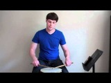 How to Play a Flam Accent - Snare Drum TV