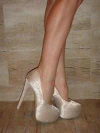Туфли Со Стразами Фото