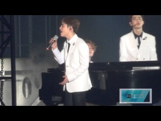 150307 EXO'luXion The answer is you D.O. FOCUS (엑소 디오, 도경수)