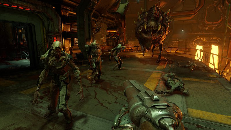 DOOM - Closed MP Beta (2016) + Оffline Crack - Скриншот 2