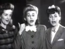 The Andrews Sisters' - Boogie Woogie Bugle Boy Of Company B