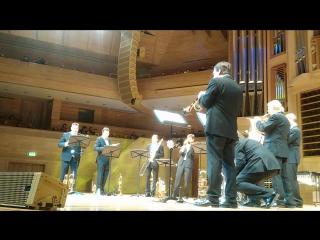 German Brass(Германия) - концерт в Москве (18.02.2017) 9