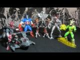Человек-Паук 1994. Волна 11. Распаковка и обзор фигурок (игрушек) фирмы Toy Biz. Марвел.