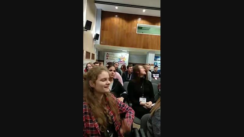 ЛМА. Знакомство команд с кураторами. 20.11.18