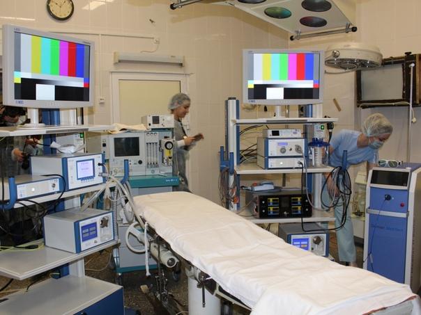 Новое урологическое эндоскопическое оборудование