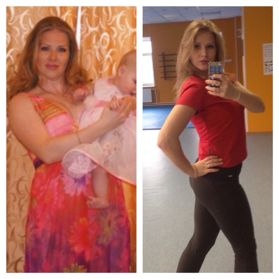 Похудеть на 56 кг за месяц