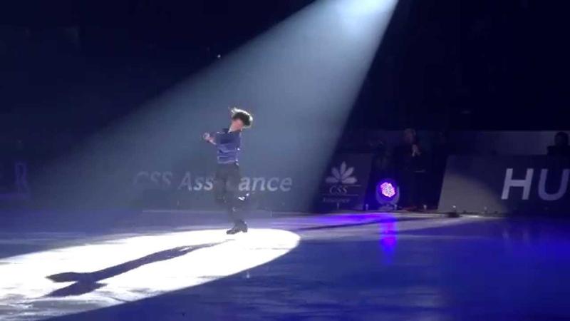Ice Legends 2014 - Lambiel Ten Oda with Kotaro Fukuma - Trois préludes (George Gershwin)