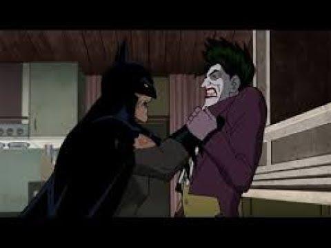 Batman vs Coringa A piada mortal