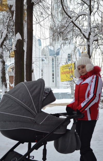 Светлана Касимова, id135889445
