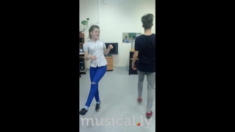 Наши танцы 4