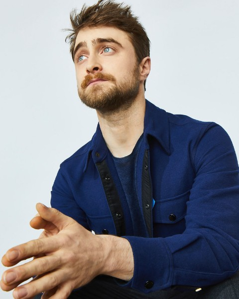 Daniel Radcliffe The Wall Street Journal, 2019