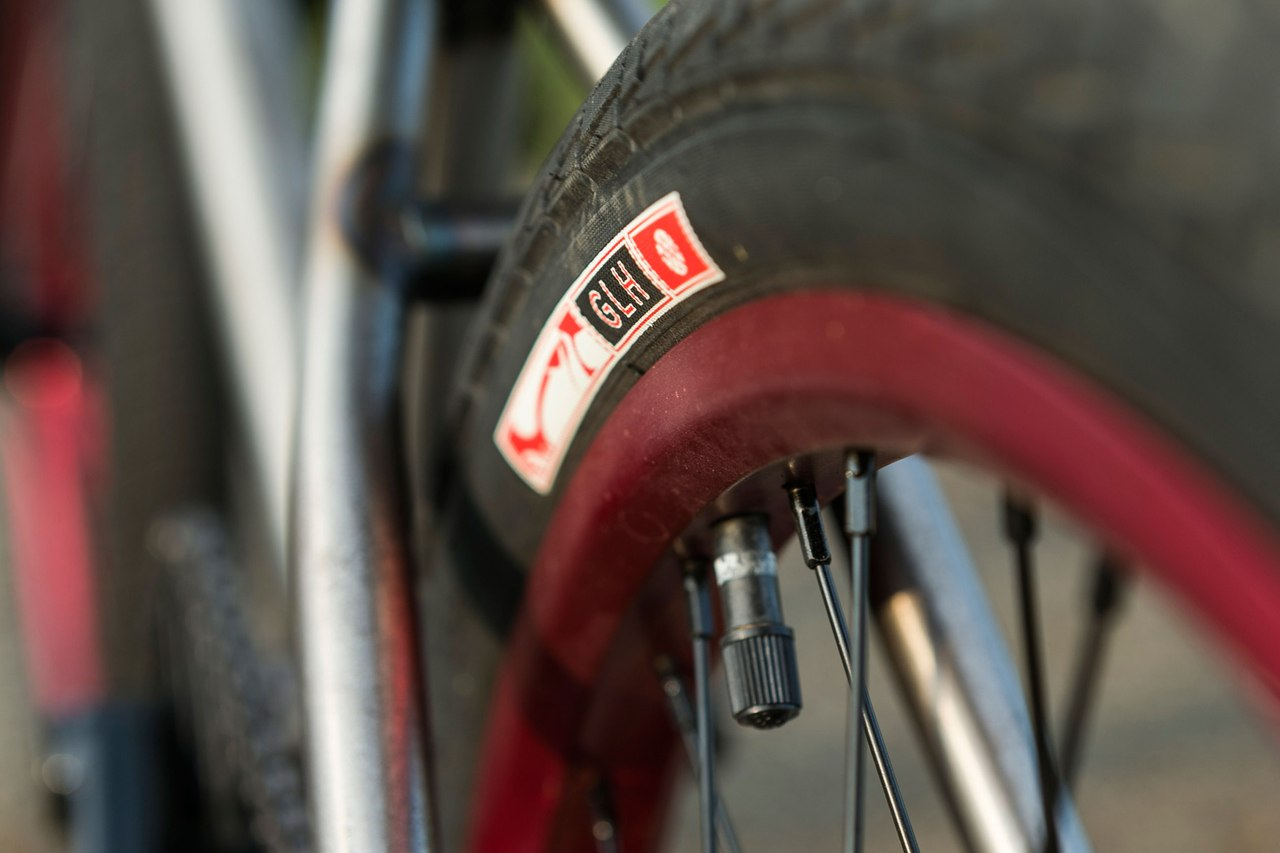 Nick Seabasty bikecheck tyre