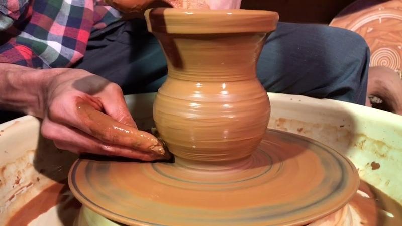 Кружка Кумочка Обучение гончарству Волшебство керамики