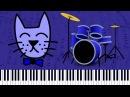 Vladimir Titov - Etude-Graffiti Jazz-Tonic Op.6 (piano)