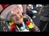 Video snack: Meet Oma Ella, Our oldest fan