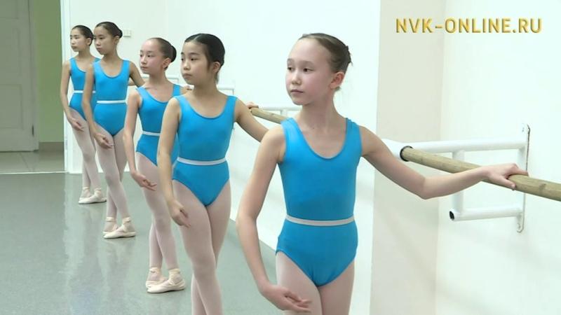 Лучшие хореографы страны дали в Якутске мастер-классы по балету
